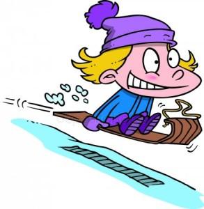 lyžař jídelníček